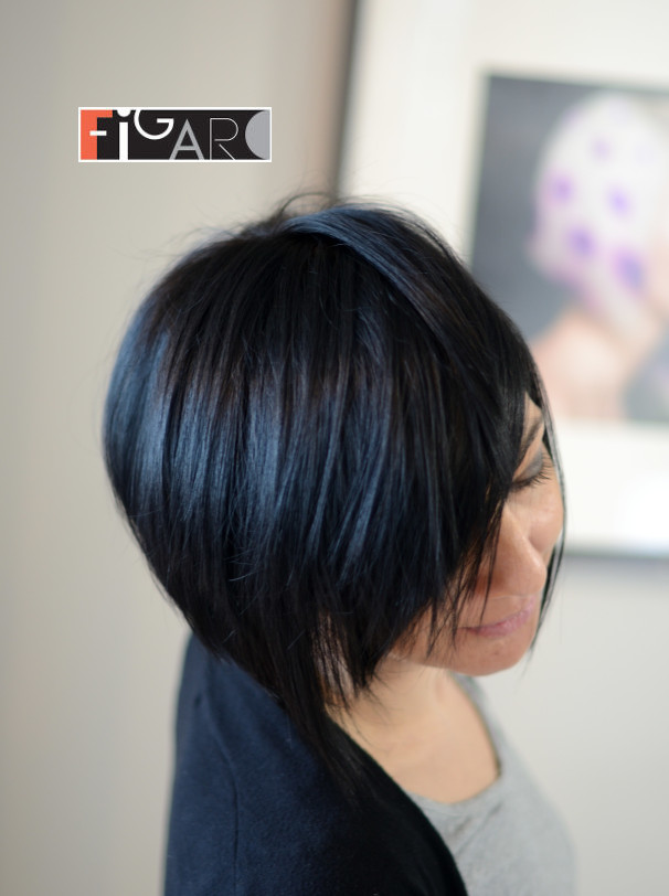 Classic hair coloring. Enjoy hair coloring picture from Elena Bogdanets award winning colorist working in Toronto