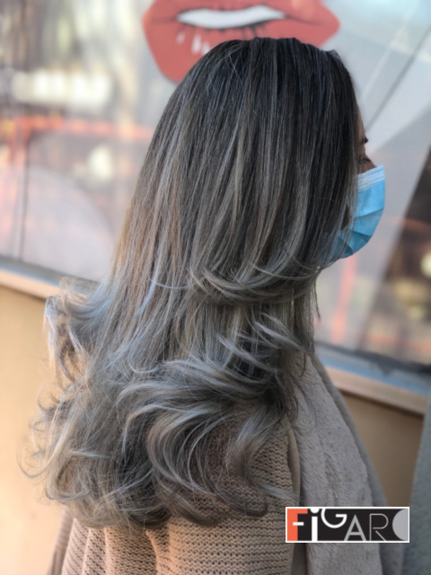 Sombre Hair Coloring  Ideas by award winning colorist Elena Bogdanets
