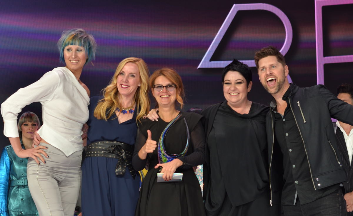 Canada Color Artist of the year 2019 by Wella